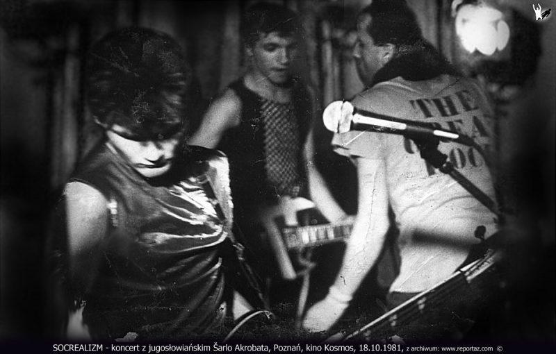 SOCREALIZM - kaseta magnetofonowa, kompilacja, Old Punk Tapes, Poznań 2015, z archiwum Andrzeja Karpinskiego