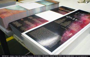 Reportaż, CD Gulasz z Serc, Goulash of Hearts 2003