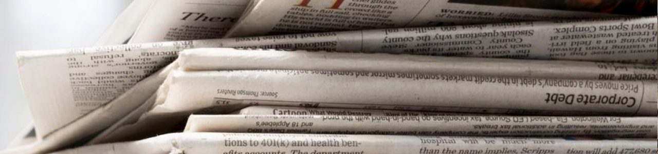 REPORTAŻ - artykuły, wzmianki prasowe, publikacje internetowe