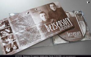 Reportaż, CD Bezsensory, Nonsensors 2006