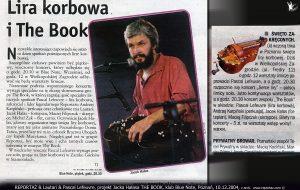 Reportaż, Pascal Lefeuvre, Lautari, Poznań 2004