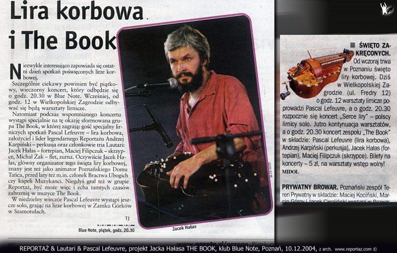 Reportaz_Lautari_Pascal_Lefeuvre_Poznan_2004