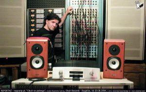 Reportaż, Andrzej Karpiński, studio analogowe Rogalów 2004