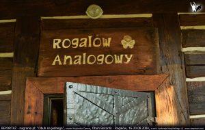 Reportaż, studio analogowe Rogalów 2004