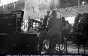 festiwal Marchewka Carrot Warszawa 1987