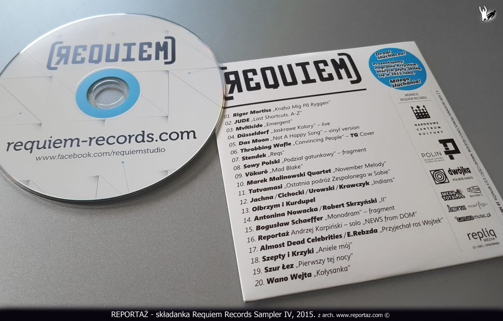 Reportaz na Requiem Records Sampler IV 2015