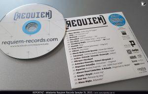 Reportaż, Andrzej Karpiński, Requiem Records 2015