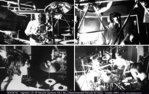 klub Nurt Poznań nagrania dla Recommended Records Re 0102 1985