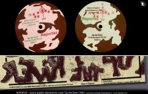 Reportaż, W górę rzeki, płyta LP Up the River Points East ReR Megacorp 1988
