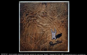 okładka płyty LP Reportaż Tonpress 1987