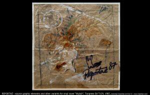 kontrowersyjna okładka płyty LP Reportaż Tonpress 1987