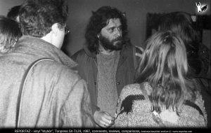 Henryk Palczewski, Marzena Karpińska, nagrania LP Reportaż Poznań 1987