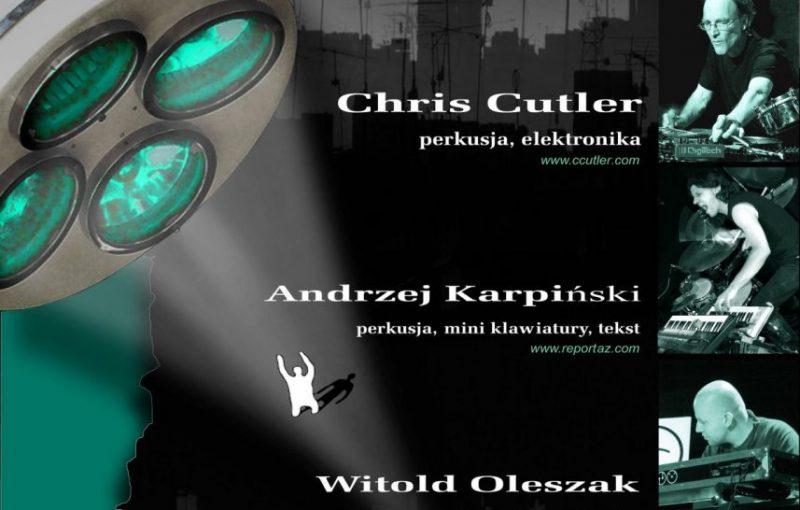 Plakat Operacja Media Poznan 2008