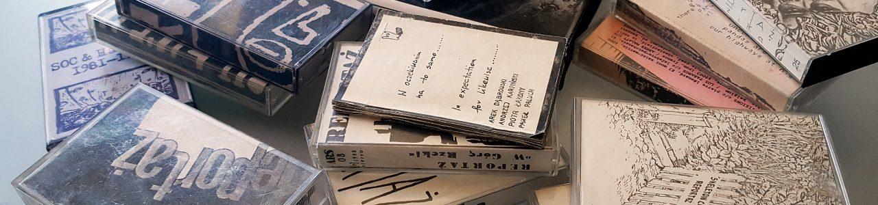 Reportaż, kasety magnetofonowe CC
