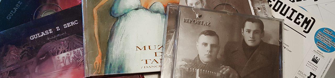 Reportaż, płyty CD