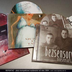 2003-2015 PŁYTY CD
